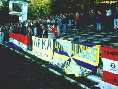 Jantar Ustka - Arka Gdynia